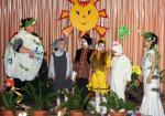Экологическая сказка «Экоколобок» - детский коллектив школы-интерната № 2, с Песчаное, Казахстан