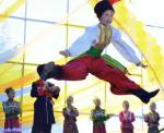 Ансамбль танцы «Карамельки», с. Александровское, Ставропольский край