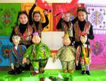 Фольклорно-театральная студия «Волшебный сундучок», г. Ташкент, Узбекистан