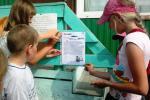 Ребята села Батурино Кожевниковского района Томской областисоставили памятки владельцам собак