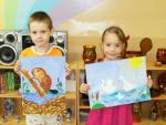 Участники регионального конкурска рисунков Тверской области