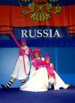 Театр моды из Санкт-Петербурга. Фото Владимира Чичмаря