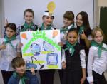 Ребята из детской организации «СемьЯ» Содружества «Я-МАЛ» провели акцию «Единый день энергосбережения