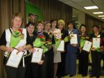 В 2008 году их работа была отмечена Дипломами Совета Федерации России