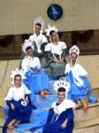 Диплом I степени был вручен театру моды «Коллаж» МБОУ ДОД «КРДШИ» с. Иванчуг Камызякского района Астраханской области