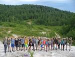 Экологическая экспедиция юннатов в Кузнецкий Алатау