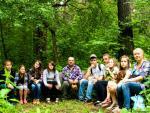 В течение недели юные натуралисты изучали природу родного края в Елыкаевском сосновом бору