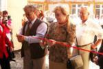 Марина Медведева на открытии нового экологического центра в Мордовии